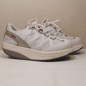 MBT Womens 9.5 Sport Walking Rocker Shoes